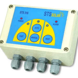 control block for sollar tracker STS316