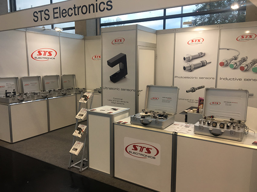 SPS IPC Drives Stand of STS