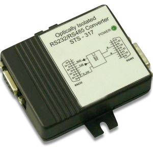 optical isolated converter RS485