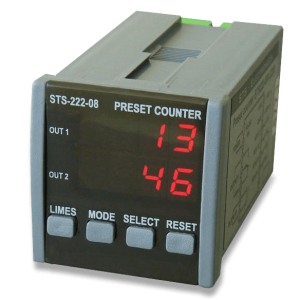 programmable counter STS222