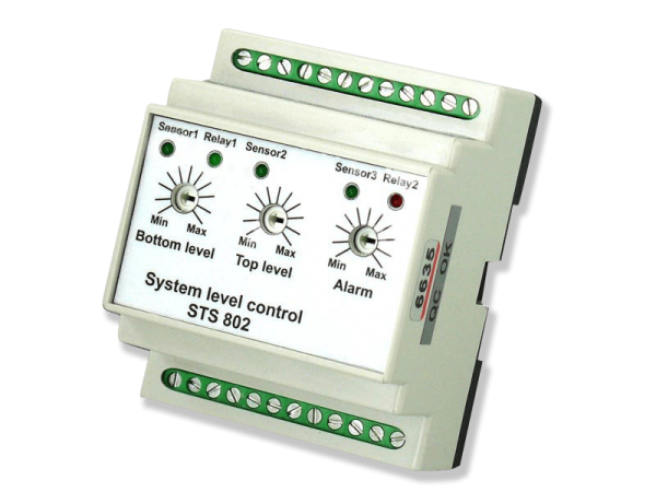 System for level control STS802